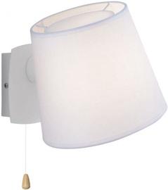 Paul Neuhaus Miriam 9539-16 Wall Lamp 60W E27 White