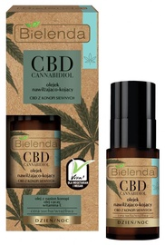 Bielenda CBD Cannabidiol Moisturizing Face Oil 15ml Dry/Sensitive Skin