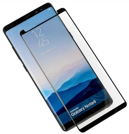 Blun 3D Extra Sticky Full Surface Screen Protector For Samsung Galaxy Note 8 Black