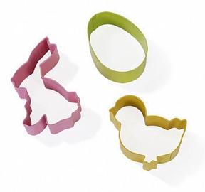 Fissman Set Of Cookie Cutters 3pcs