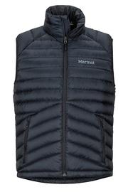 Marmot Mens Highlander Down Vest Black XL