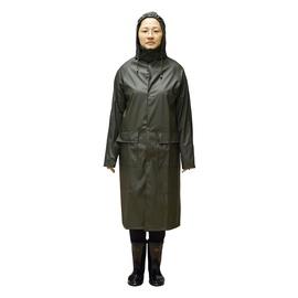 SN Raincoat WJ1U00G Green M