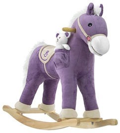 Milly Mally Rocking Horse Pony Purple
