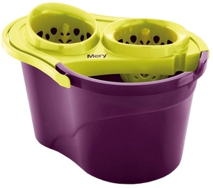 Mery Double Mop Bucket 14l 050350
