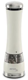 Delimano Pepper Mill 20x6cm White