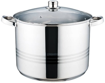 Maestro Casserole With Lid 16l 3517 16