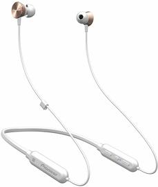 Pioneer In-Ear Wireless Neckband Headset Rosa