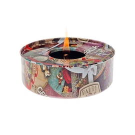 SN Insect Repellent Candle 4606 Multicolor