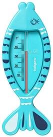 BabyOno Fish Bath Thermometer Blue 775/02