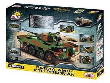 Конструктор Cobi Blocks Small Army KTO Rosomak 2616, 442 шт.