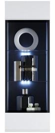 Sektsioonkapp Tuckano Canada Hanging Glass Case 1 380x1100x350mm White