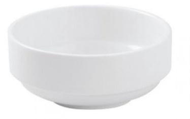 Porland Bella Bowl D10cm White