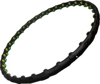 SMJ Charcoal Hula Hoop Black