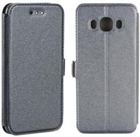 Telone Super Slim Shine Book Case For Samsung Galaxy J5 J530F Grey