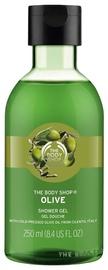 The Body Shop Shower Gel 250ml Olive