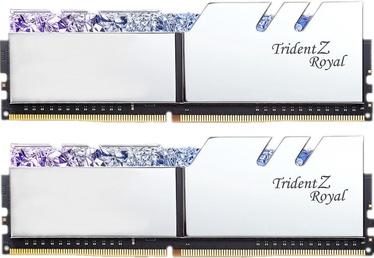 G.SKILL Trident Z Royal Silver 16GB 4266MHz CL19 DDR4 KIT OF 2 F4-4266C19D-16GTRS
