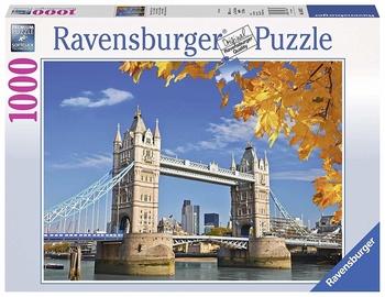 Ravensburger Puzzle View Of Tower Bridge 1000pcs