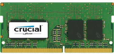 Crucial 16GB 2400MHz DDR4 CL17 SODIMM CT16G4SFD824A