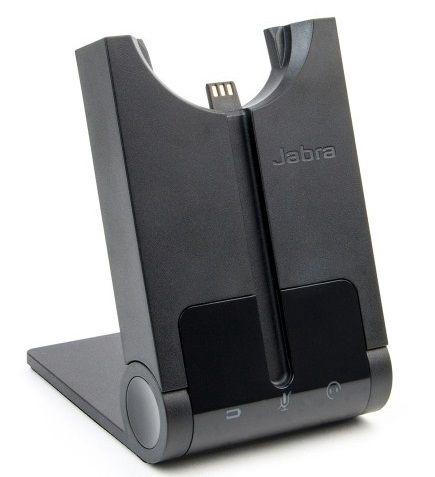 Kõrvaklapid Jabra Pro 930 Duo Black, juhtmevabad