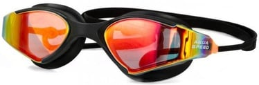 Aqua-Speed Blade Mirror Googles Black/Orange