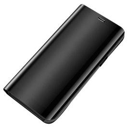 Hurtel Clear View Case For Samsung Galaxy A41 Black