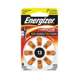 PATAREI  ENERGIZER 13 ZINC AIR  TL8