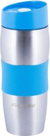 Kamille Vacuum Mug 380ml KM2053 Blue
