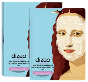 Näomask Dizao Natural Unusual Bubble Mask For The Face Oxygen & Coal, 25 g