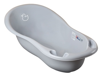 Tega Baby Baby Bath 102cm Duck Light Grey