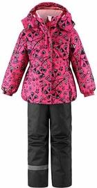 Lassie Madde Winter Set Pink 723734-4637 122