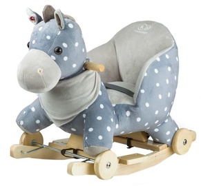 Kinderkraft Rocking Horse Blue