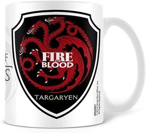 Licenced Game Of Thrones Mug Targaryen Logo