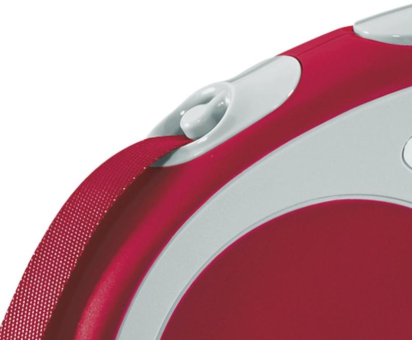 Rihm Flexi Vario Tape L, punane, 8 m