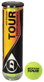 Dunlop Pro Tour Performance Tennis Ball 4pcs