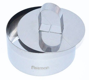 Fissman Dessert Ring With Pusher 10x4.5cm