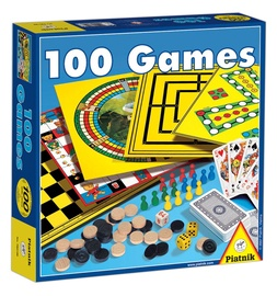 Lauamäng Piatnik 100 Games, LV/RUS