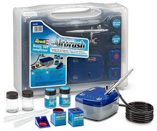 Revell Basic Set With Compressor Airbrush 39199
