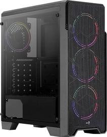 Aerocool Ore Tempered Glass ATX Mid-Tower Black