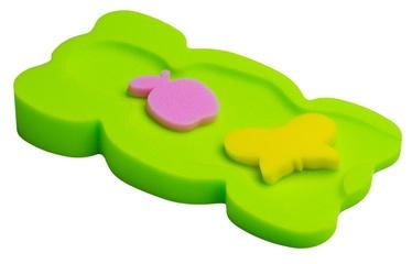 BabyOno Baby Bath Pads Elephant Midi Green
