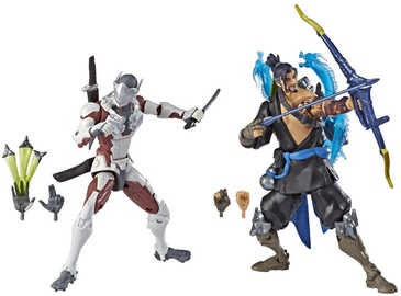 Hasbro Overwatch: Ultimates 2-Pack Genji And Hanzo Action Figures