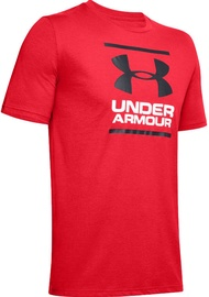 Under Armour GL Foundation T-Shirt 1326849-602 Red S