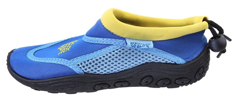 Beco Kids Swimming Shoes Sealife 900236 Blue 26/27