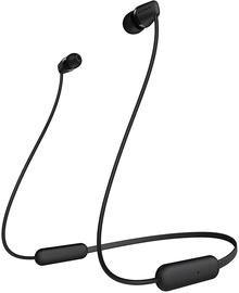 Kõrvaklapid Sony WIC200B.CE7 Black, juhtmevabad