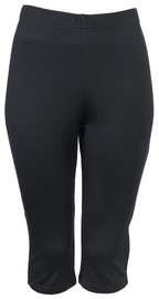 Bars Womens Leggings Black 10 128cm