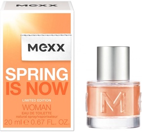 Mexx Spring is Now Woman 20ml EDT