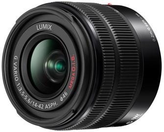 Panasonic Lumix G VARIO 14-42mm f/3.5-5.6 II ASPH. Mega O.I.S. Black