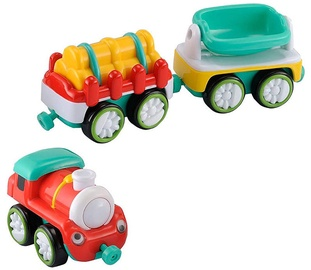 ELC Whizz World Train Magnetic Trio Set 142669