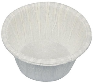 Pap Star Muffin Baking Cups White 20pcs