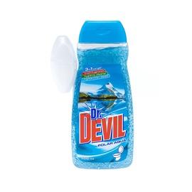 WC-geel Devil aqua