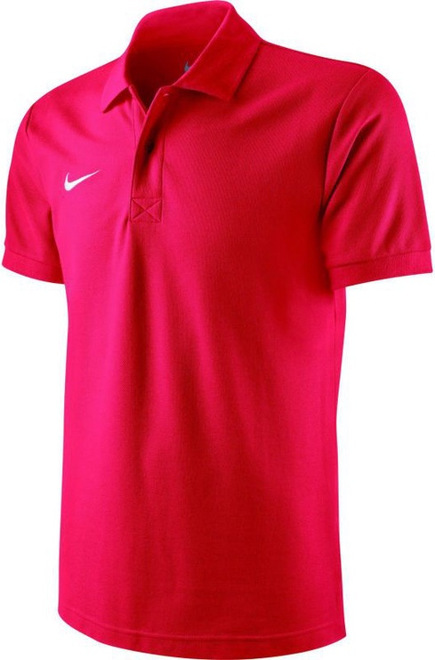 Nike TS Core Polo 454800 657 Red S